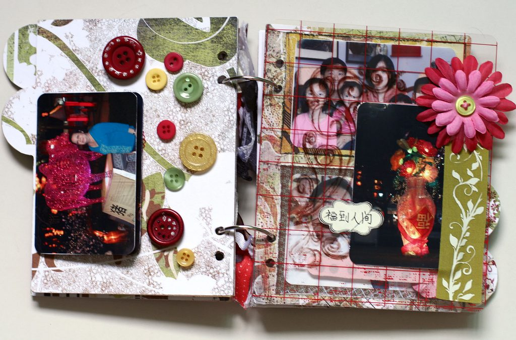 Scrapbooking: A Creative Way to Preserve Memories