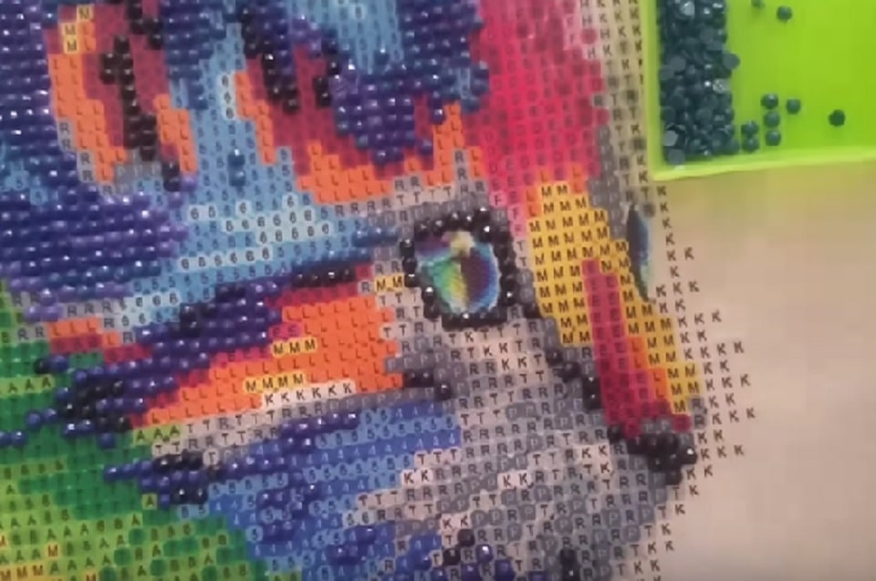 5D Diamond Painting Kits Are a Fun Way to Beautify Your Home