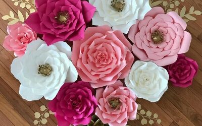 How To Make Paper Flowers – Create Something Awesome From Papers