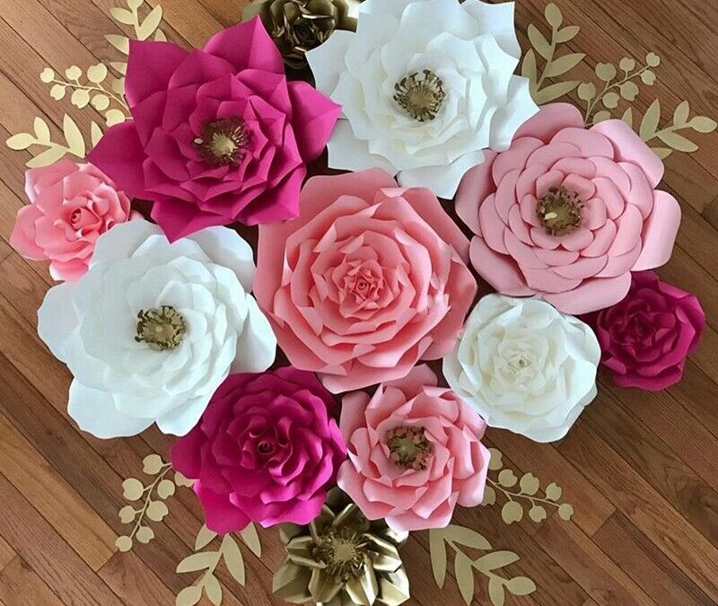 How To Make Paper Flowers Create Something Awesome From Papers