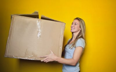 10 Crafty Uses For Cardboard Boxes