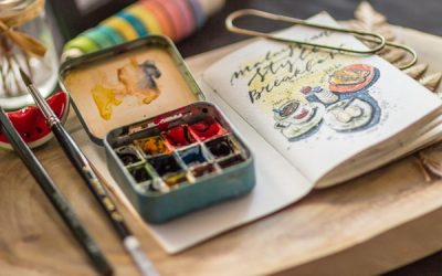 10 Best Watercolor Paints For Crafts