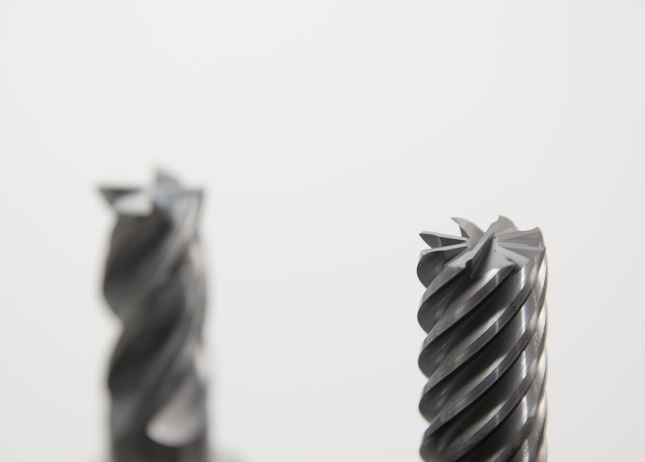 Stainless steel bits