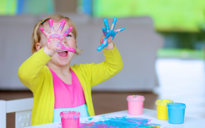 Toddler Crafts: 15 Best Projects for Tiny Tots